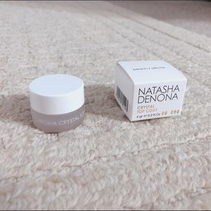 Natasha denona crystal top coat peach